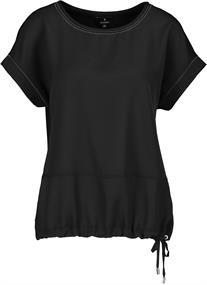 Monari t-shirts 405319 in het Zwart