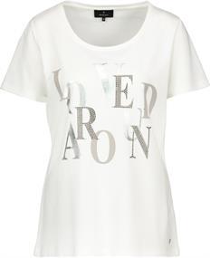 Monari t-shirts 405920 in het Offwhite