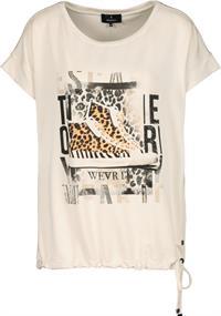 Monari t-shirts 405975 in het Beige