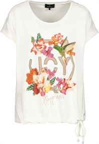 Monari t-shirts 405977 in het Offwhite