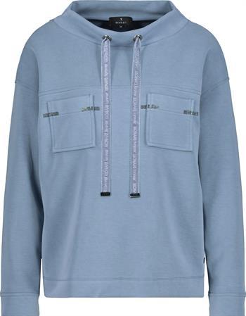 Monari t-shirts 805906 in het Blauw