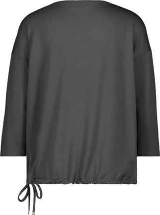 Monari t-shirts 805945 in het Antraciet