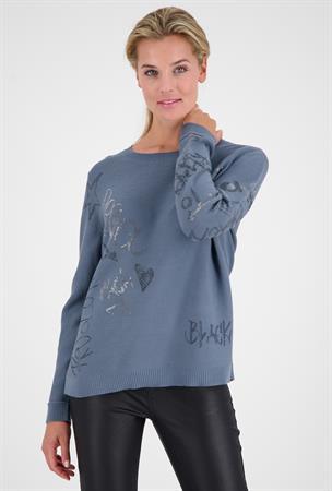 Monari trui 805087 in het Blauw
