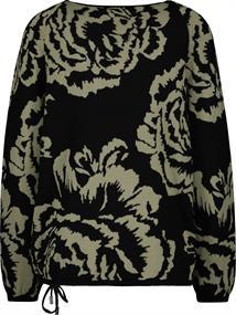 Monari truien 804655 in het Khaky