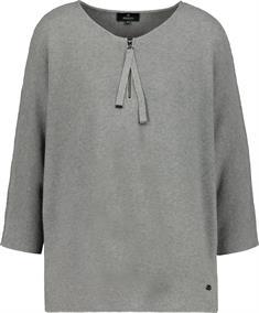 Monari truien 804994 in het Grijs