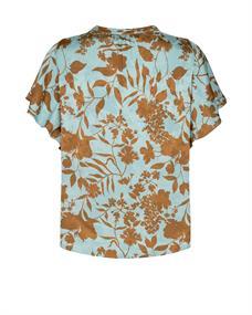 Mos Mosh blouse 132070 in het Mint Groen