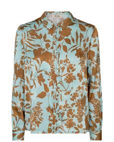Mos Mosh blouse 132072 in het Mint Groen