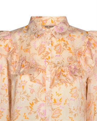 Mos Mosh blouse 137010 in het Oranje