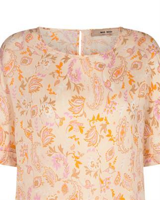 Mos Mosh blouse 137021 in het Oranje
