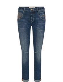 Mos Mosh jeans 137060 in het Denim