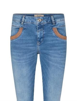 Mos Mosh jeans 137310 in het Licht Denim