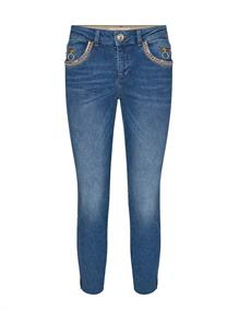 Mos Mosh jeans 137390 in het Denim