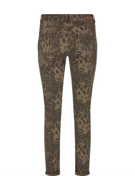 Mos Mosh pantalons 137370 in het Groen