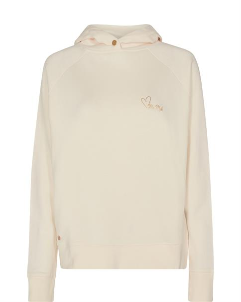 Mos Mosh sweater 139290 in het Ecru
