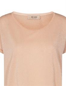 Mos Mosh t-shirts 121500 in het Zacht roze