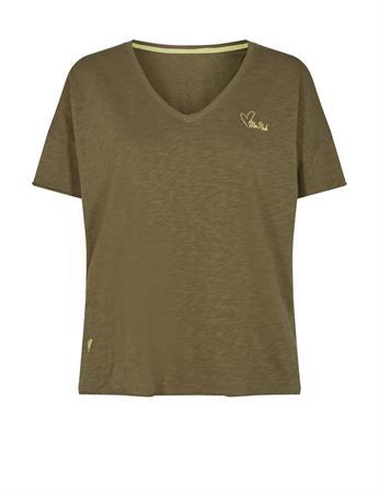 Mos Mosh t-shirts 136490 in het Groen