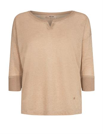 Mos Mosh t-shirts 136870 in het Goud