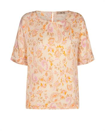 Mos Mosh t-shirts 137021 in het Oranje