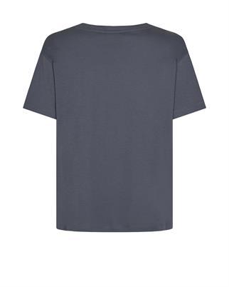 Mos Mosh t-shirts 139360 in het Nacht Blauw