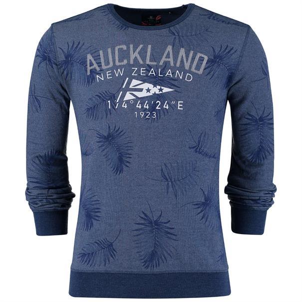 New Zealand Auckland truien 19bn306 in het Blauw