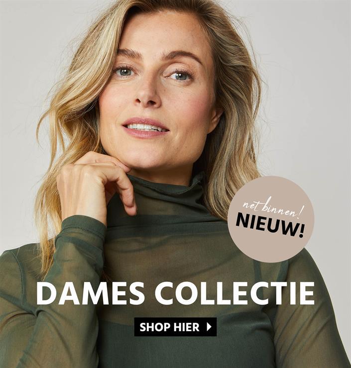 Nieuwe collectie dames