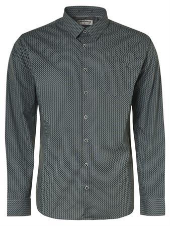 No Excess casual overhemd 12430804 in het Grijs