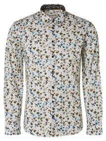 No Excess casual overhemd 97410801 in het Wit