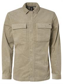 No Excess casual overhemd 97410807 in het Grijs