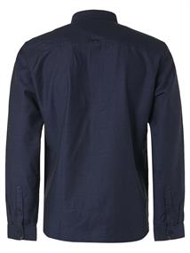 No Excess casual overhemd 97430909 in het Donker Blauw