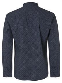 No Excess casual overhemd 97430911 in het Grijs