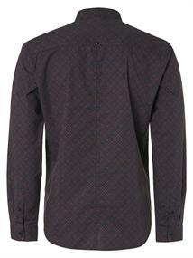 No Excess casual overhemd 97430911 in het Roest