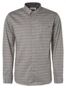 No Excess casual overhemd 97480905 in het Wit