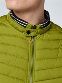 No Excess jacks Slim Fit 11630102 in het Licht Groen