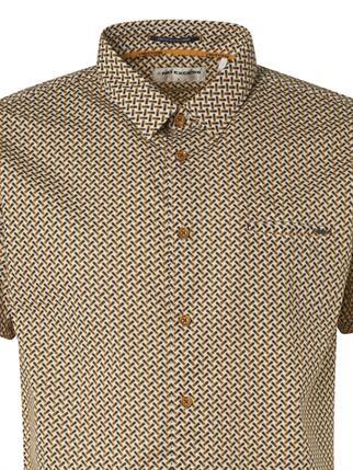 No Excess overhemd 11420317 in het Geel