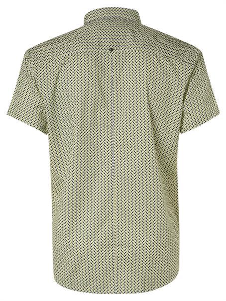 No Excess overhemd 11420317 in het Groen