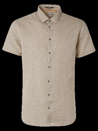 No Excess overhemd 11420338 in het Kaky