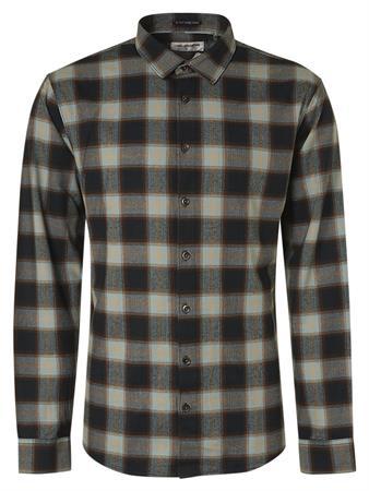 No Excess overhemd 12430815 in het Grijs
