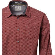 No Excess overhemd 87430803 in het Rood