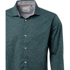 No Excess overhemd 87430805 in het Groen