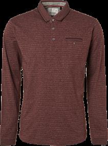 No Excess overhemd 92150980 in het Brique