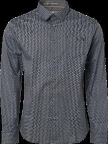 No Excess overhemd 92410704 in het Blauw