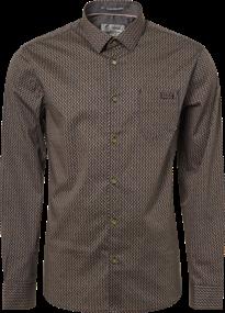 No Excess overhemd 92410704 in het Geel