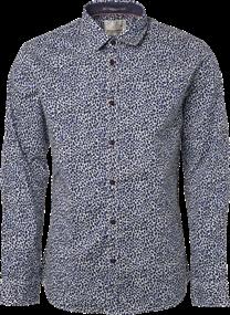 No Excess overhemd 92430806 in het Blauw