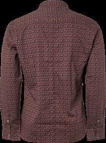 No Excess overhemd 92480911 in het Brique