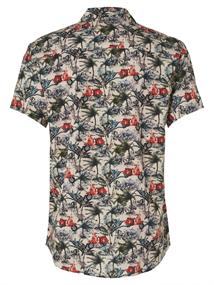 No Excess overhemd 95420303 in het Oranje