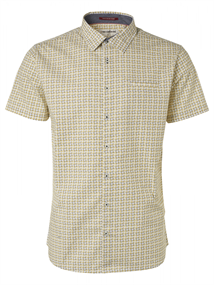No Excess overhemd 95440302 in het Lime