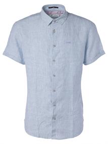 No Excess overhemd 95460307 in het Blauw
