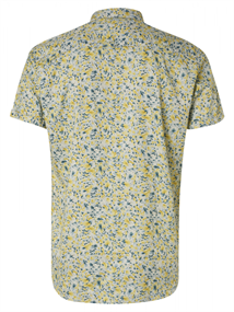 No Excess overhemd 95490307 in het Lime