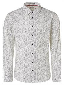 No Excess overhemd 97450802 in het Wit