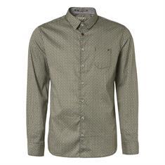 No Excess overhemd Slim Fit 94481121 in het Groen